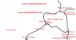 2 Sultangazi kervan yolları