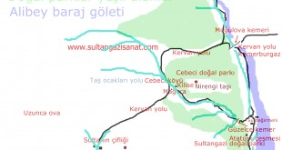Sultangazi coğrafyası