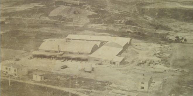 Eti Tuğla Sultangazi-  1969-1979 fabrika ve sahası