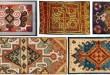 Kaitag- Kayıtag – KAYI DAĞI ilçesinde – Pamuk üzerine ipek işlemeli Türk el sanatı