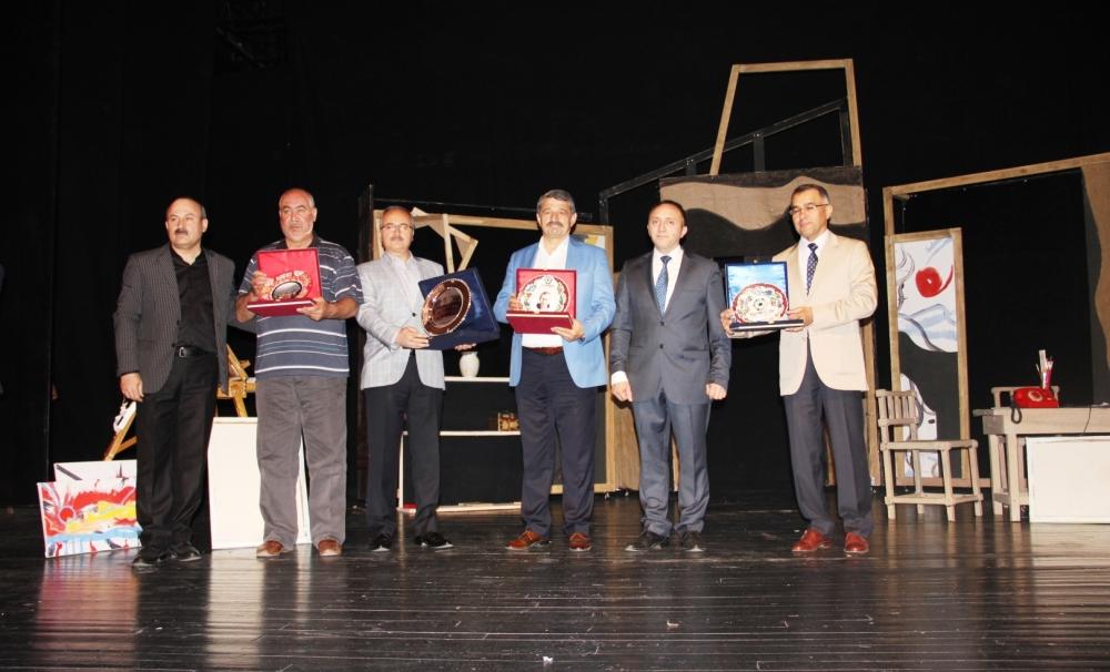 Şeki Tiyatrosu Türkiye-Bartın
